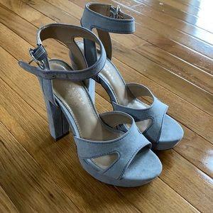 New Lauren Conrad high heels